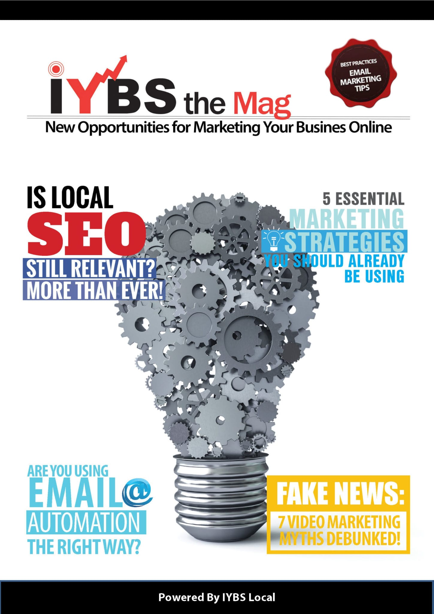 IYBS The Mag for Online Marketing Education